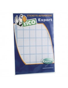 Etichette Export Tico - 22x14 mm - 45 et/ff - E-2214 (conf.10)
