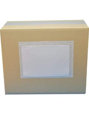 Buste autoadesive portadocumenti WillChip - neutra - 22x16 cm - 24x18 cm - G-541/N (conf.1000)