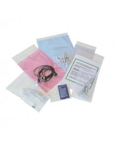 Buste Grip PLT trasparenti 50 micron WillChip - neutra - 4x6 cm - TG4060 (conf.1000)