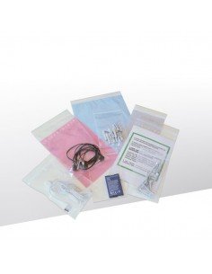 Buste Grip PLT trasparenti 50 micron WillChip - neutra - 8x12 cm - TG80120 (conf.1000)