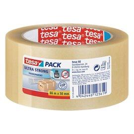 Nastri da imballo basic a strong Tesa - Ultra Forte - silenzioso - PVC - trasparente - 57176-00000-08