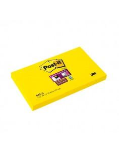 Post-it® Super Sticky - 76x127 mm - giallo oro - neutra - 90 - 655-S