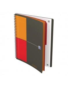 Blocchi spiralati Activebook International Oxford - B5 (18x25 cm) - 5 mm - 80 - 90 g/mq - 400080786