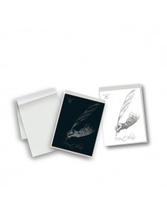 Blocco punto metallico MONT BLANC Pigna - A4 - 1R - 70 ff - 02280191R
