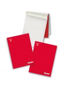 Blocchi collati Master Pigna - A4 - 10 mm – 90ff - 020852110 (conf.5)