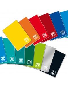 Quaderni One Color Blasetti - A5 - A (righe) - 40+R ff - 1403 (conf.10)