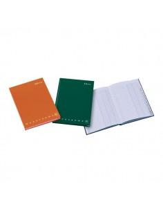 Rubriche Monocromo cartonate Pigna - 21x31 cm - 1R - 98 ff - 02068681R