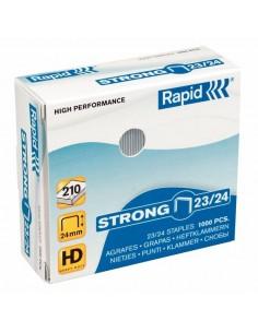 Punti per alti spessori Rapid - Punti metallici 23/24 - 24870500 (conf.1000)