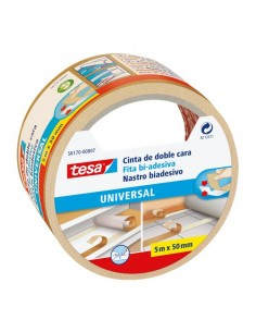 Nastro biadesivo universale Tesa - 50 mm x 5 m - 56170-00007-11