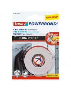Tesa biadesivo Ultrastrong Powerbond - 19 mm x 1,5 m - 55791-00002- 55791-00002-01