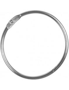 Anelli Metallici Niji - 5,2 cm - 455 (Conf.50)