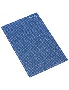 Sottomano per cutter Westcott - blu - 45x30 cm - E-46003 00
