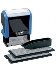 Timbri per autocomposizione The New Printy Typo 4912 - 47x18 mm - 4 - 43145