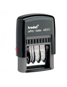 Datari autoinchiostranti Printy 4820 Trodat - 74008