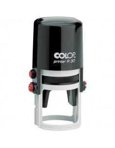 Timbro autoinchiostrante rotondo Printer R30 Colop - ø 30 mm - Pr.R30