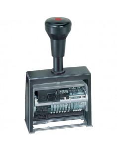 Timbro numeratore datario ND6K Reiner - ND6K.block