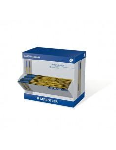 Penna a sfera Noris® Stick Staedtler - 25 blu/25 nero - 434SCAPLB (conf.50)