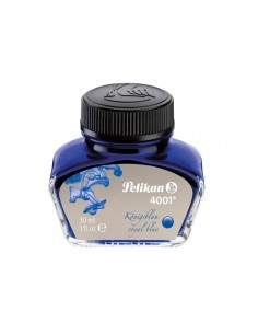 Inchiostro stilografico 4001 Pelikan - blu royal - 30 ml - 0ATA01