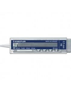 Mine sottili Mars® micro Carbon Staedtler - 0,7 mm - 2B - 255 07-2B (conf.40)