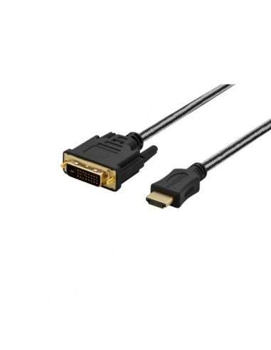 Cavo adattatore HDMI Ednet - 2 mt - 84485