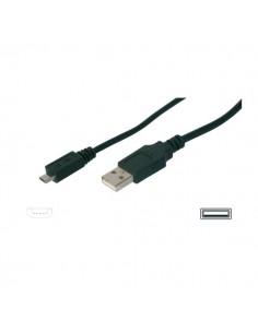 Cavo di estensione USB 2.0 Ednet - nero - 1 mt - 84129