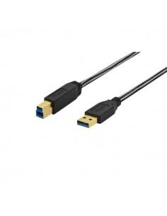 Cavo collegamento USB 3.0 Ednet - USB 3.0 - 1,8 m - 84230
