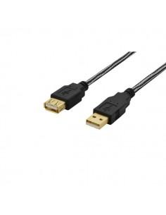 Cavo prolunga USB 2.0 A - M/F Ednet - 1,8 m - 84189