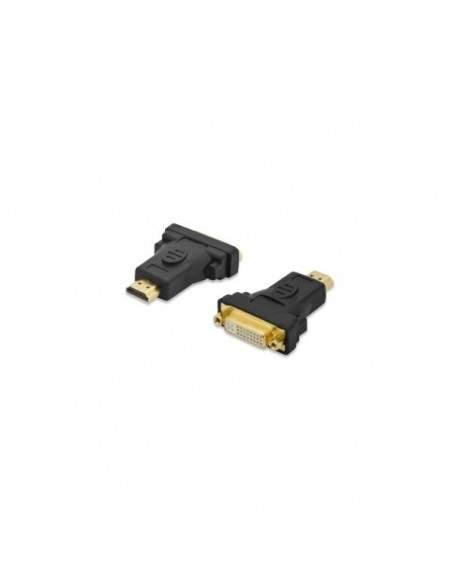 Adattatore HDMI Ednet - tipo A - DVI-I(24+5) - 84491