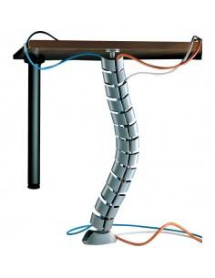 Sistema di canalizzazione Vertebra Arda - alluminio - 037701 AL