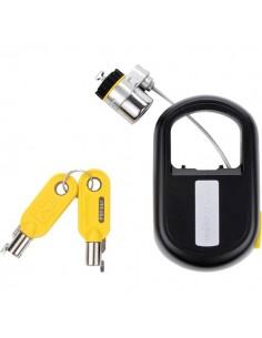 Cavo Microsaver Retractable Lock con chiavi Kensington - 1,2 m - K64538EU