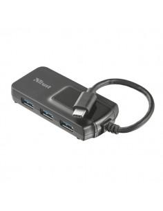Hub USB da USB-C-M a 4 porte USB 3.1 Trust - 21319