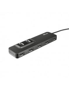 Hub 7 Porte USB 2.0 Trust - 20576