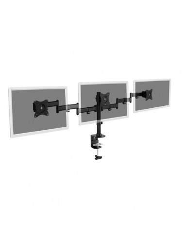 """Supporti Monitor Digitus - fino a 69 cm (27"""") - 8 kg per braccio - 360° - DA-90362"""
