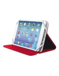 "Custodia Universale Per Tablet 7-8"" Trust - Rosso - 20314"