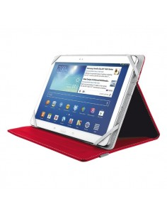 "Custodia Universale per Tablet 10"" Trust - Rosso - 20316"
