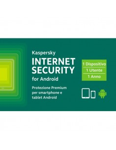 Kaspersky Internet Security for Android - licenza - 1 dispositivo - KL1091TBAFS-6