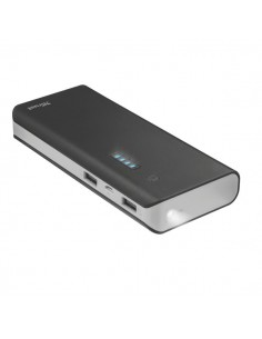 Primo Power Bank 10000 Trust - nero - 21149