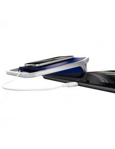 Caricatore USB linea Style Leitz - USB 2 porte - blu - 65120069