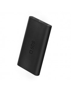 Power Bank Polymer 4.000 mAh SBS - nero - TEBB40001UK