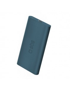 Power Bank Polymer 4.000 mAh SBS - blu - TEBB40001UB