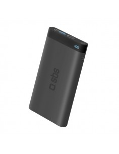 Power Bank Polymer 12.000 mAh SBS - nero - TTBB120003UFLCDK