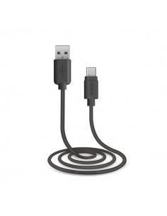 Cavo dati e ricarica USB 2.0 a MICRO USB SBS - 1 mt - nero - LTHL200