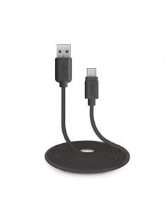 Cavo dati e ricarica USB 2.0 a MICRO USB SBS - 3 mt - nero - TECABLEMICRO3K