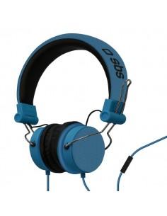 Cuffie stereo con filo Studio Mix SBS - stereo - blu - TTHEADPHONEDJONEB