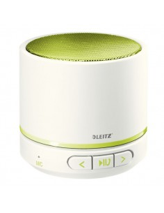 Minicassa wireless Bluetooth WOW Leitz - verde metallizzato - 63581064