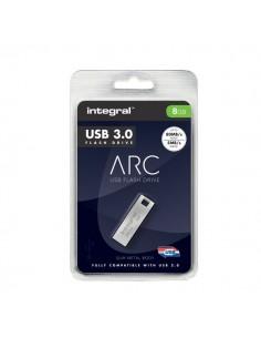 Chiavetta USB Integral Arc Integral - USB 3.0 - 8 GB - INFD8GBARC3.0