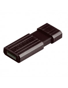 Chiavette USB Store 'n' Go Pinstripe Verbatim - 32 GB - USB 2.0 flash drive - nero - 49064