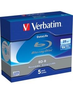 Blu-Ray Verbatim - BD-R - 6x - 43836 (conf.5)
