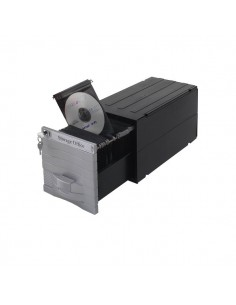 Schedari modulari MediaSolutions 160 Exponent World - 35x17x17,3 cm - 160 CD/DVD - 34600