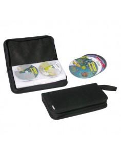 Custodia per CD/DVD Exponent World - 48 CD/DVD - nero - 56011